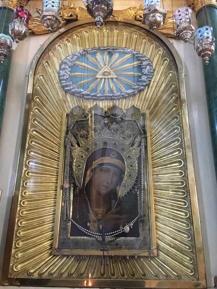 древней масоны и иконы святых фото пушин